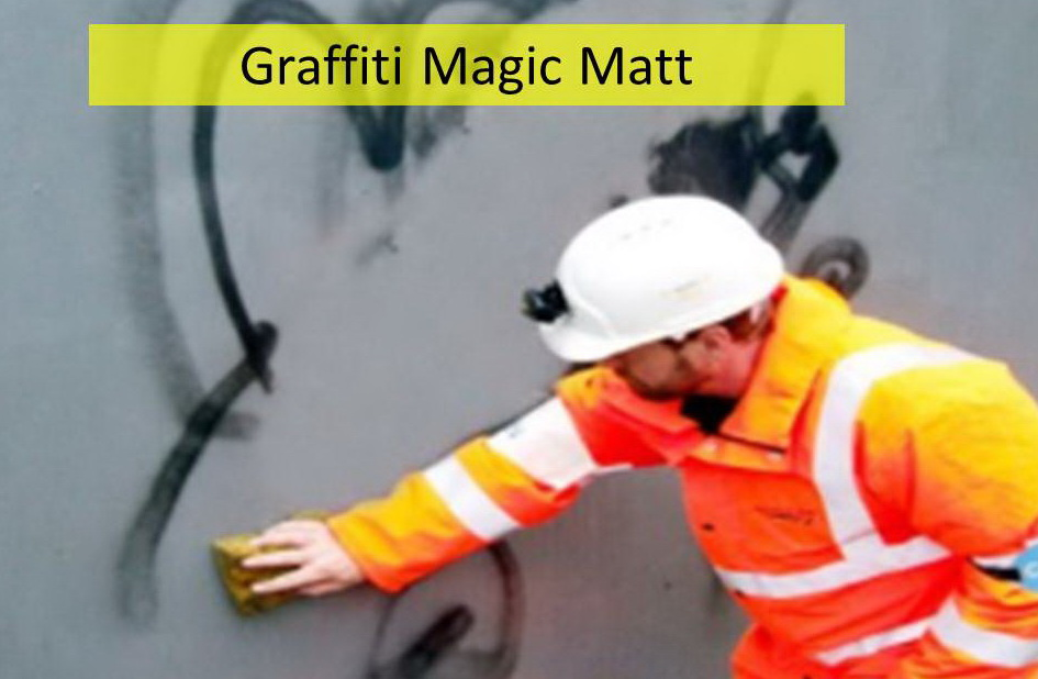 Permanent Graffiti Protection (Matt version)