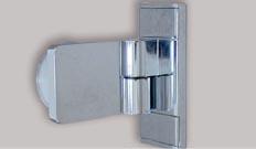 HS Scharnier Glas/Wand 90° rechts