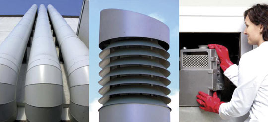 hochtemperaturbeständiger Korrosionsschutz