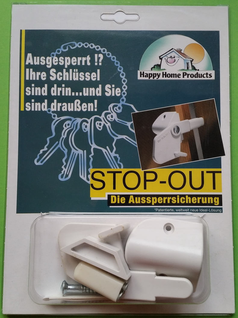 stop-out verpackung