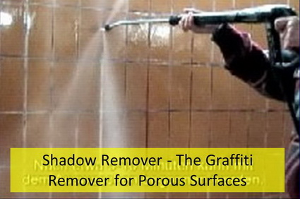 The Graffiti Removers from NewPro make it possible to remove