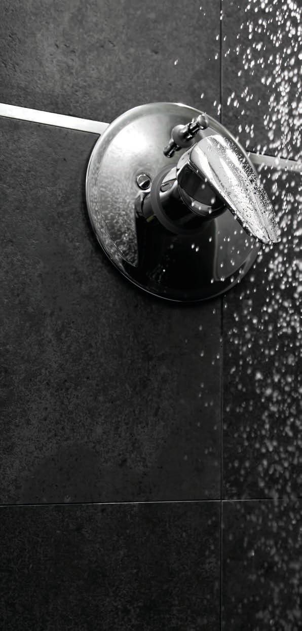 Antibakterieller Schutz- dusche