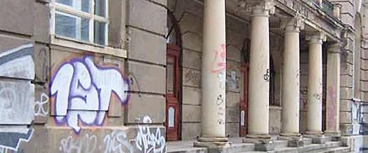 Neuartige Anti-Graffiti-Beschichtung für die europäische Denkmalpflege