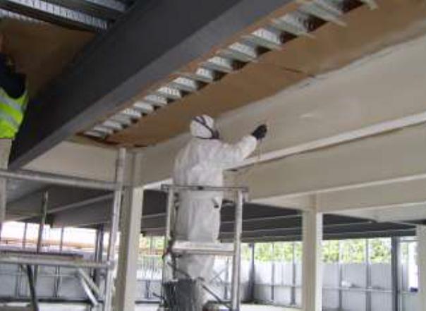 NewPro Flammschutz Stahl Basisbeschichtung HY 103