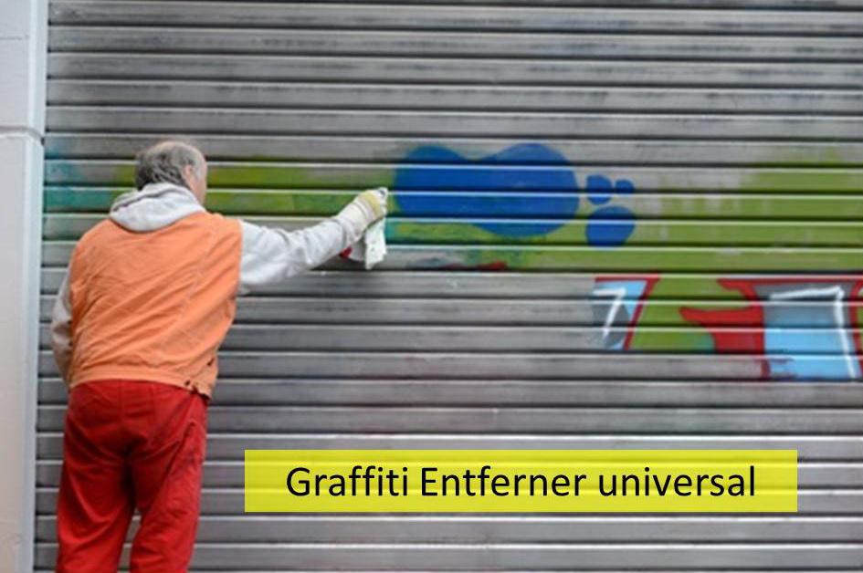 Graffiti Entferner universal