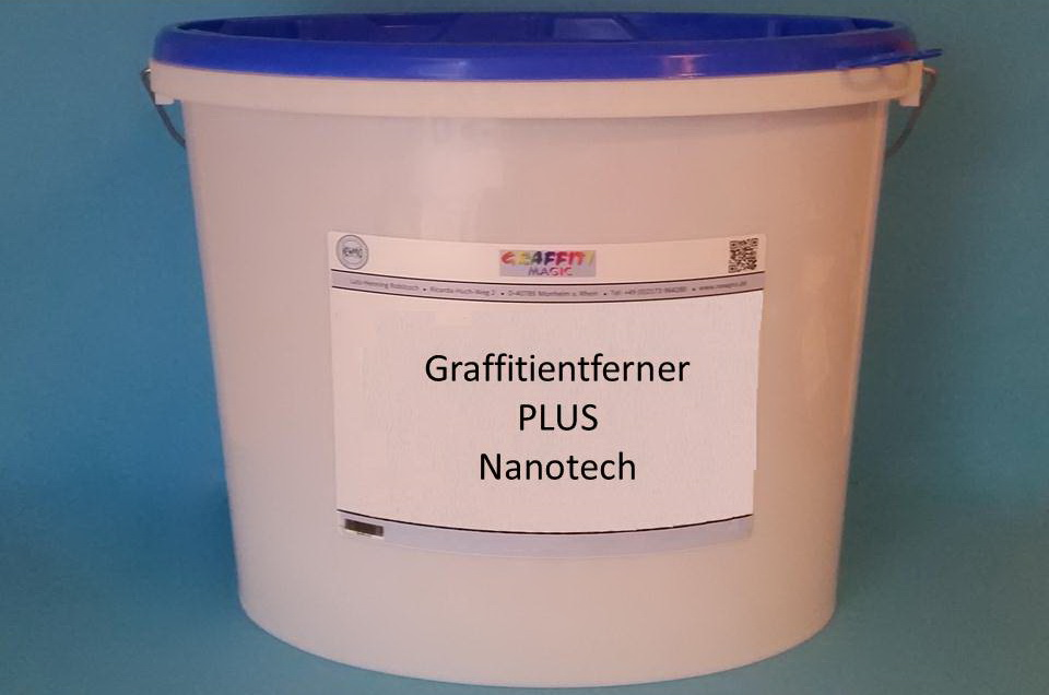 Graffitientferner PLUS Nanotech