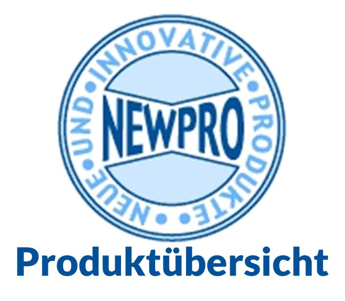 NewPro Produktübersicht