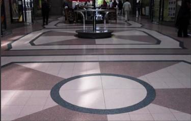 Oberflächenschutz von Bodenbelägen