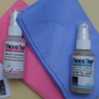 Produktbild zu: NANO Oberflächenversieglung für Glas und glacierte Keramik