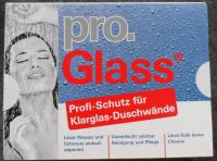 Produktbild zu: pro.Glass® Shower